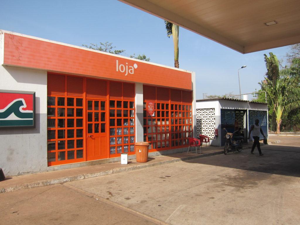 Tankstelle Bissau