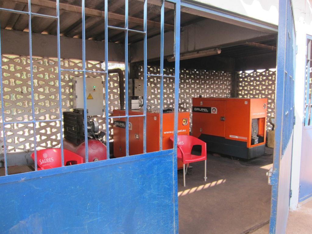 Tankstelle Bissau 2